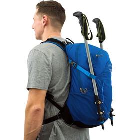 Osprey Hikelite 18 Selkäreppu, bacca blue